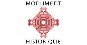 Logo_monument_historique_-_rouge